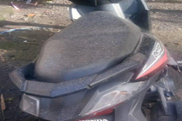 Volcanic ash rain hits slope area following Mount Merapi eruption