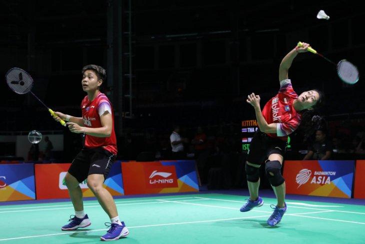 Thailand kalahkan tim putri Indonesia 3-2 BATC 3030