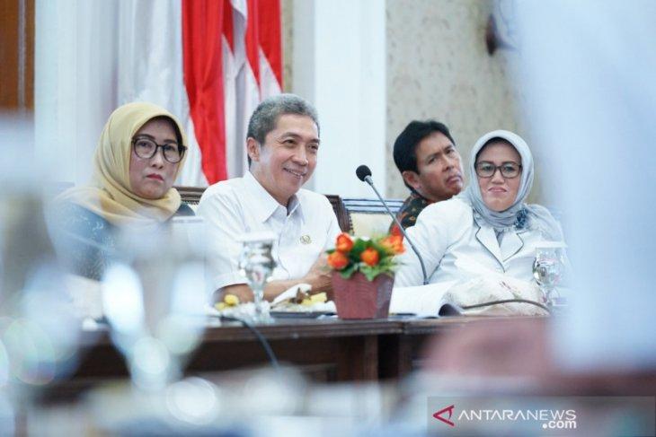 Komisi IX DPR RI kunjungi Kota Bogor terkait akselerasi pelaksanaan program KB