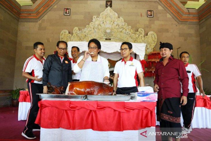 Badung kampanyekan daging babi aman dimakan