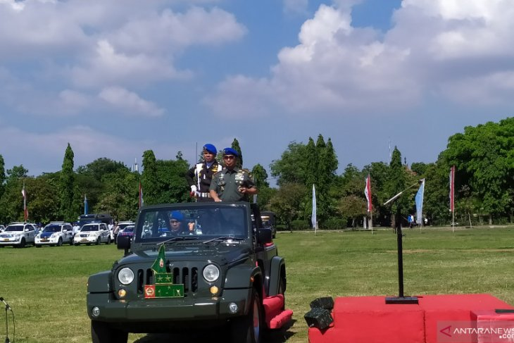 1.115 personel terlibat Operasi Gaktib-Yustisi Polisi Militer di Bali