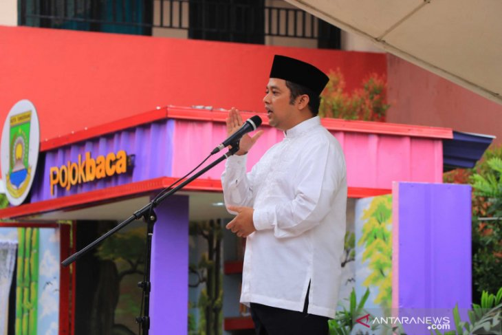 Wali Kota Tangerang resmikan