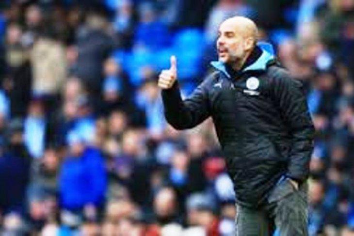 Pep Guardiola  musim depan Manchester City akan main di Liga Champions