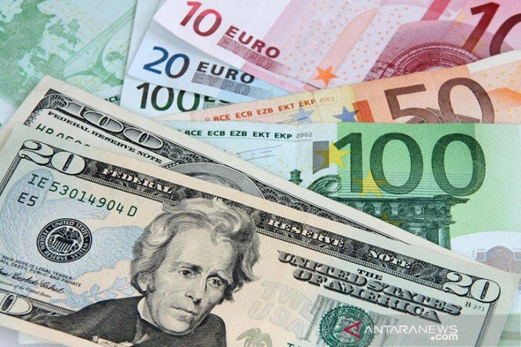 Dolar turun ketika euro menguat didukung harapan dana pemulihan UE