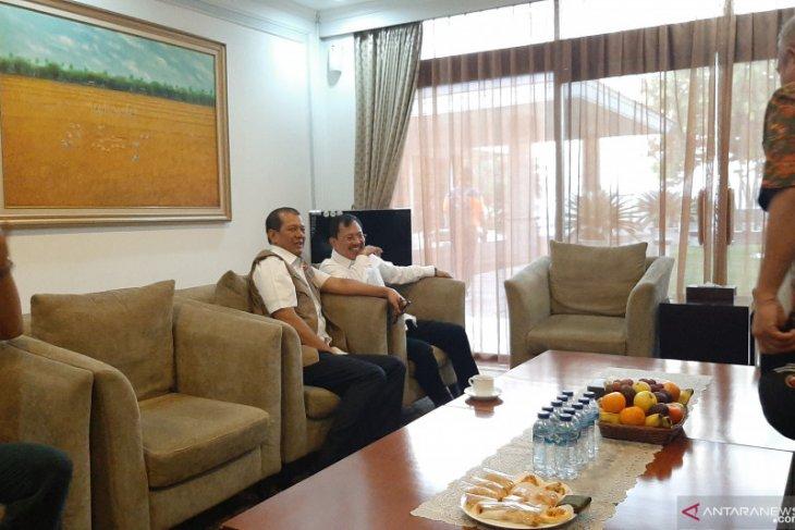 Menkes dan  Kepala BNPB berangkat ke Natuna jemput WNI dari Wuhan