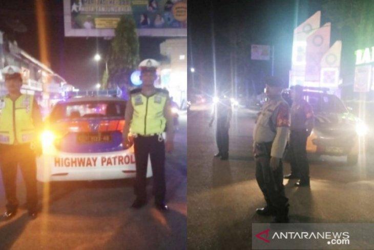 Sat Sabhara dan Lalulintas Polres Tanjungbalai bersinergi laksanakan patroli
