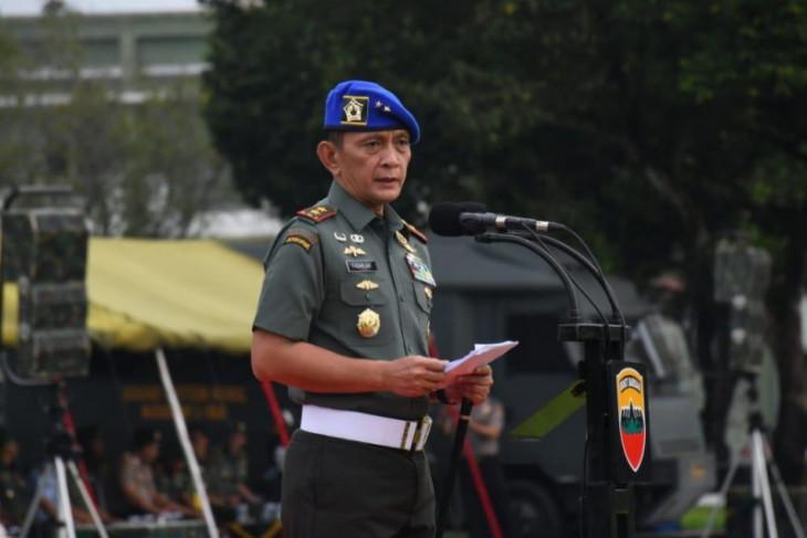 Panglima TNI: Gakkum dapat meningkatkan efektivitas tugas pokok TNI