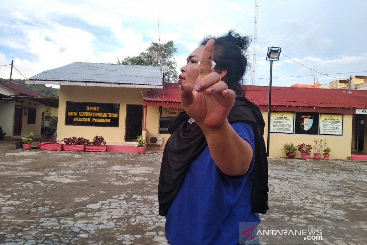 Aksi perampokan menggunakan pistol terjadi di Pantai Kalangan Pandan Tapteng