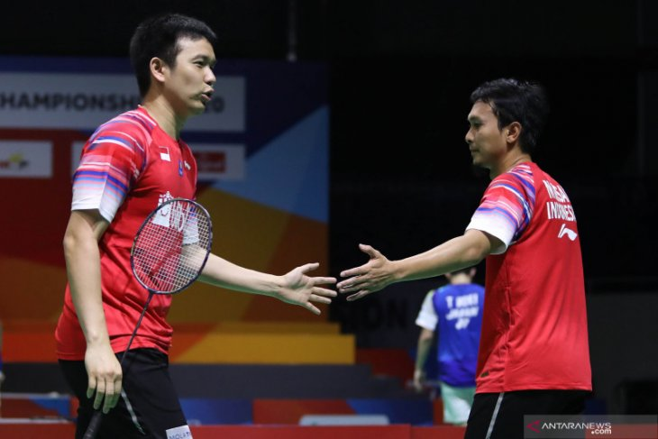 The Daddies awali laga di Thailand Open dengan tumbangkan junior pelatnas