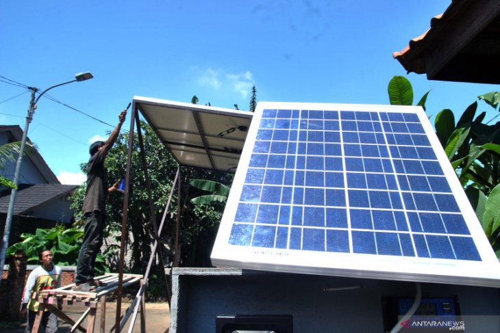 Dirjen ESDM : pengembangan panel surya semakin murah