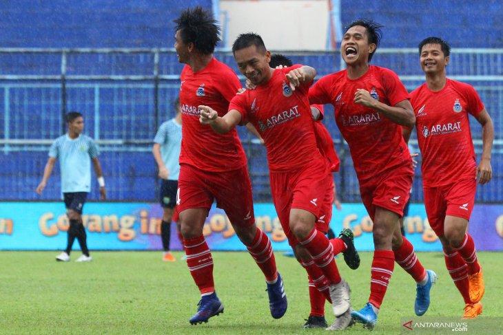 Sabah FA imbangi Persela