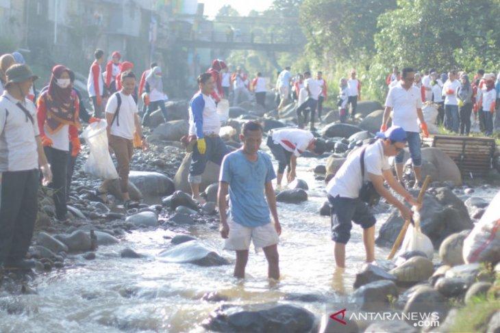 KLHK beri tiga arahan Pemkot Bogor wujudkan program Naturalisasi Ciliwung