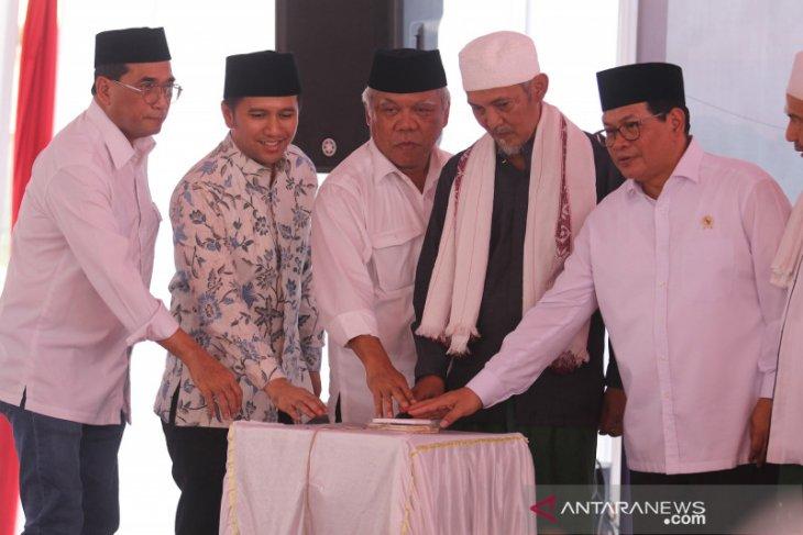 Tiga menteri hadiri peresmian rusunawa santri Lirboyo Kediri (Video)