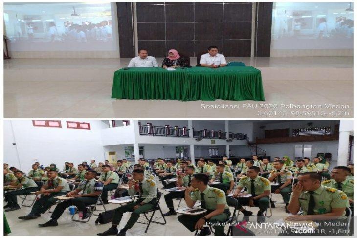 Mahasiswa Polbangtan Medan ikut seleksi calon asisten kebun