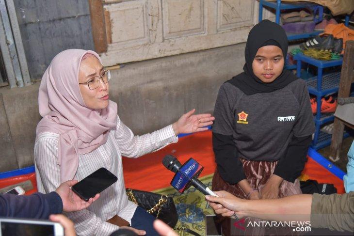 Mahasiswi asal Bekasi bersiap lanjut kuliah sepulang dari karantina di Natuna