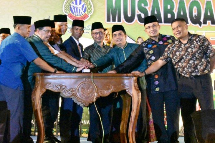 Wali Kota Pontianak ajak generasi milenial mencinta Al Quran