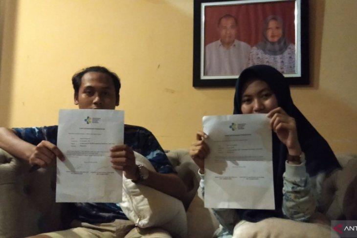 Tiga mahasiswa yang dipulangkan dari Natuna tiba di Pamekasan