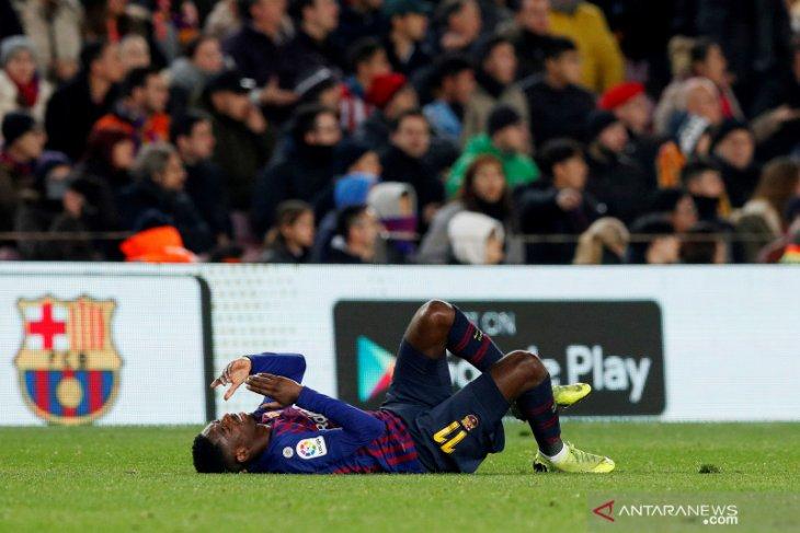 RFEF izinkan Barcelona melakukan  transfer darurat