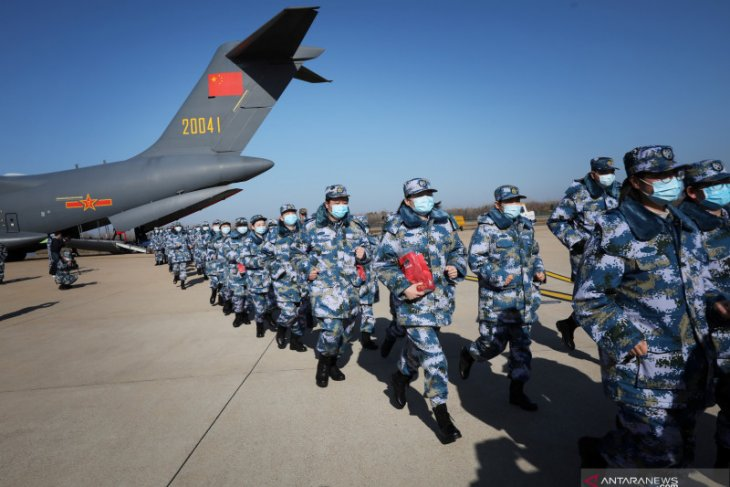 Hubei China laporkan 93 kematian baru akibat virus corona