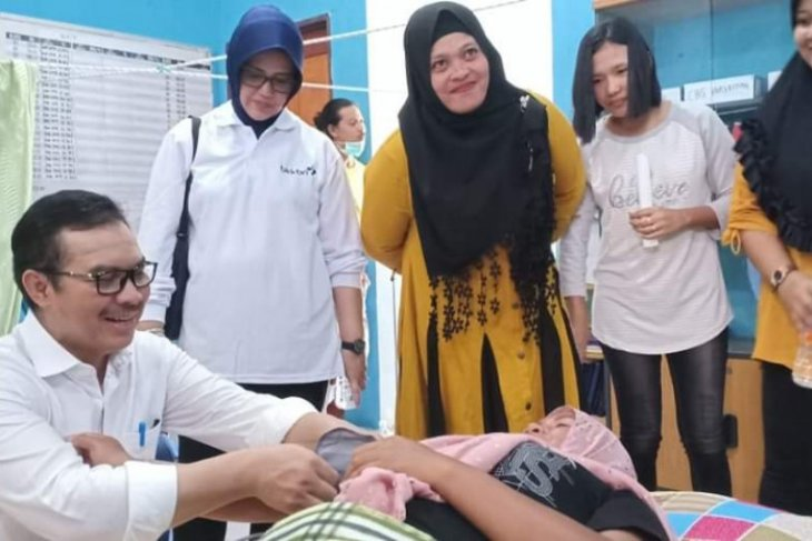 Kepala BKKBN RI sosialisasikan perencanaan keluarga bagi PMI di Sarawak