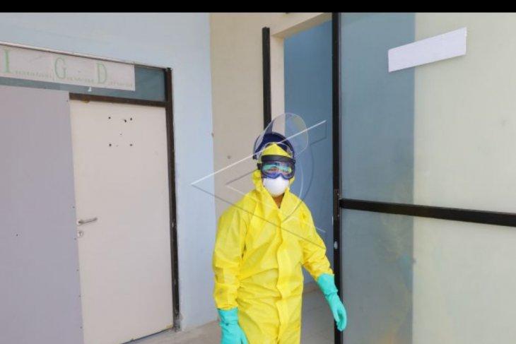 Parawatan pasien terduga kena virus corona
