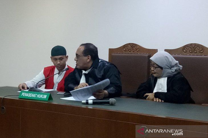 Pria yang ancam penggal Jokowi enggan  tanggapi tuntutan lima tahunnya