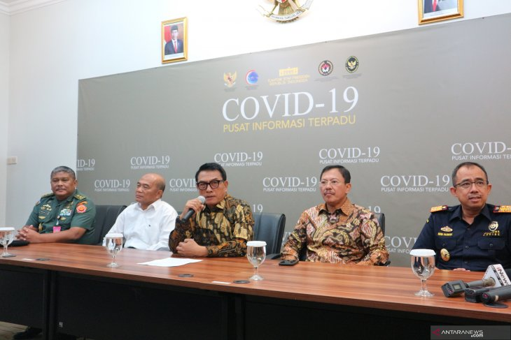 Security in 135 Indonesia's gates tightened over coronavirus: minister
