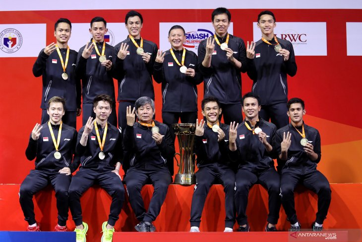 Wabah corona jadikan tim bulu tangkis Indonesia dilema