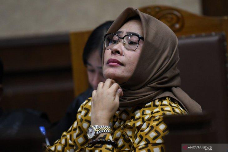 Perantara suap mantan Anggota DPR dieksekusi ke Lapas Wanita Tangerang