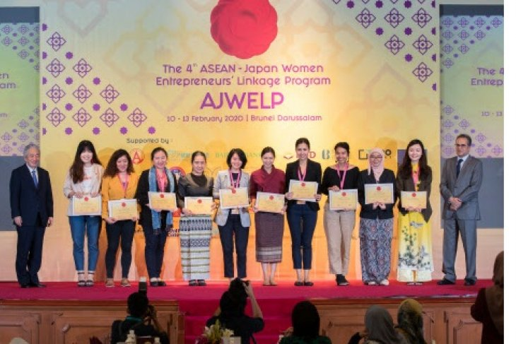 The 4th AJWELP in Brunei Darussalam supports and empowers women startups from ASEAN member states