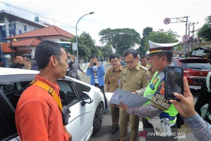 Wali Kota Bogor pimpin operasi gabungan pajak kendaraan bermotor