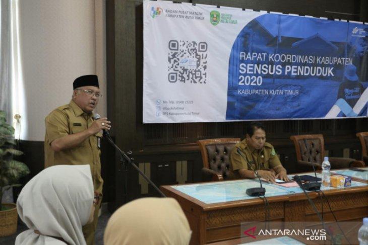 Pemkab Kutim perintahkan camat sukseskan sensus penduduk