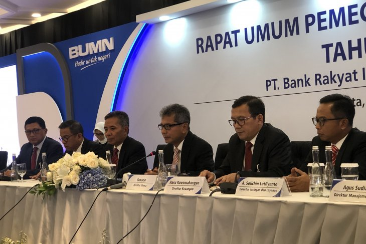 BRI to offer dividends worth Rp20.6 trillion