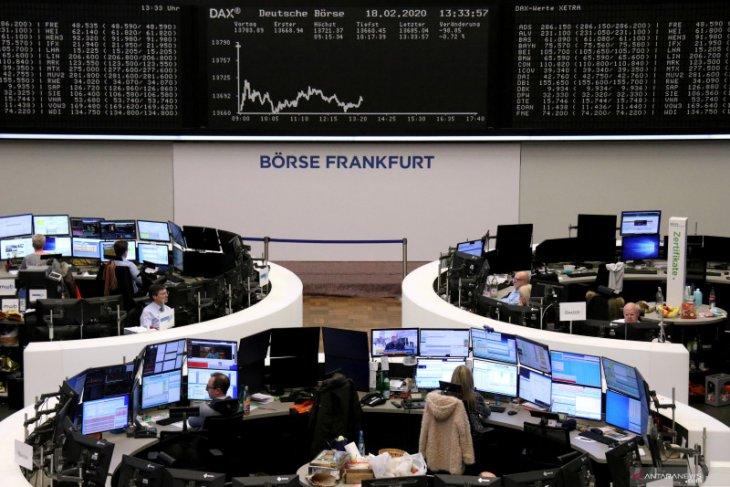 Saham Jerman melemah, indeks DAX 30 menyusut 0,24 persen