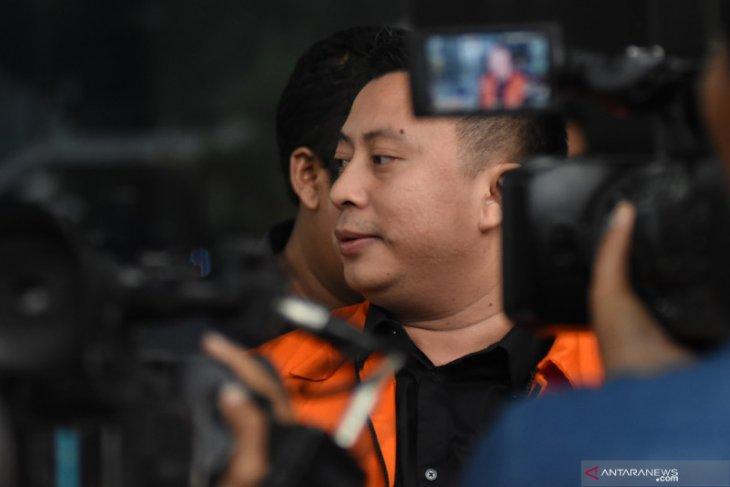 Saeful Bahri, penyuap mantan anggota KPU Wahyu Setiawan segera disidang