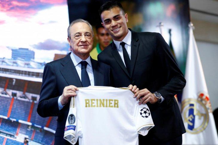 Presiden Real Madrid pulih dari COVID-19
