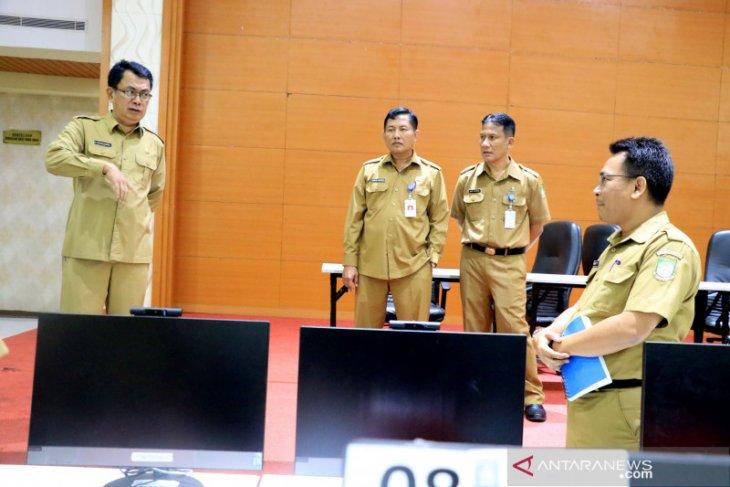 BKPSDM Tangerang mengantisipasi mati listrik saat tes CPNS