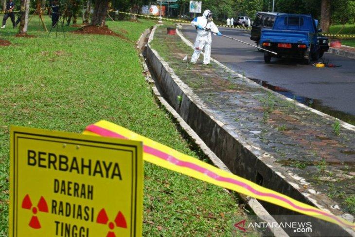 Bapeten siapkan 126 detektor radiasi pantau radiasi nuklir