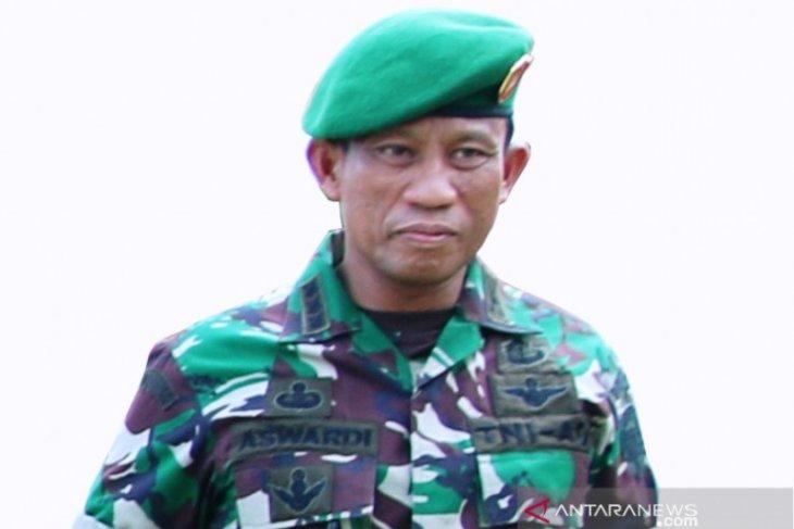 Seorang prajurit  TNI diduga hilang di sungai