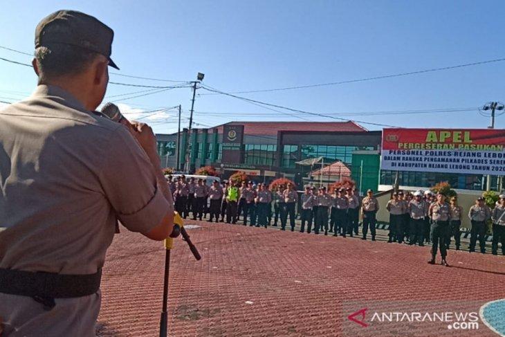 Pengamanan Pilkades serentak melibatkan 202 polisi