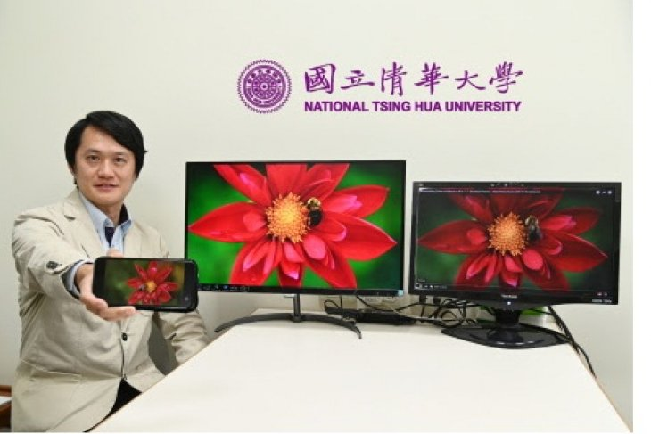 NTHU research team develops new display material