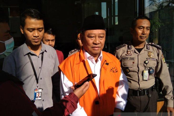 KPK  panggil anak Bupati Sidoarjo nonaktif Saiful Ilah