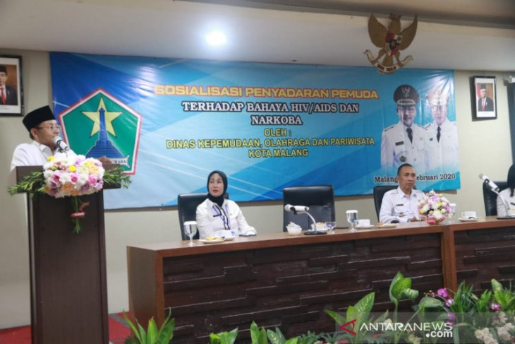 Wali Kota Malang: Usia 12-16 tahun rawan jadi sasaran narkoba