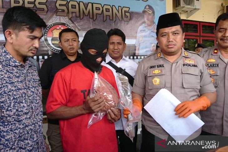 Polisi Sampang tangkap pelaku pencabulan dua siswi SMP
