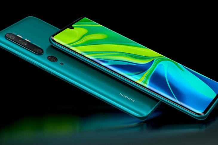 Xiaomi hadirkan Mi Note 10, Smartphone flagship penta kamera pertama di Indonesia