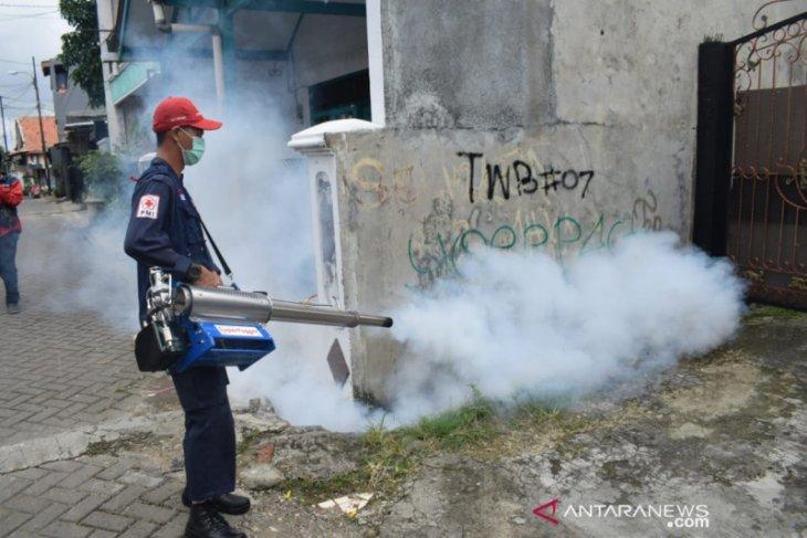 PMI Tangerang lakukan pencegahan dini penyebaran DBD dan  cikungunya lewat sosialisasi 3M plus