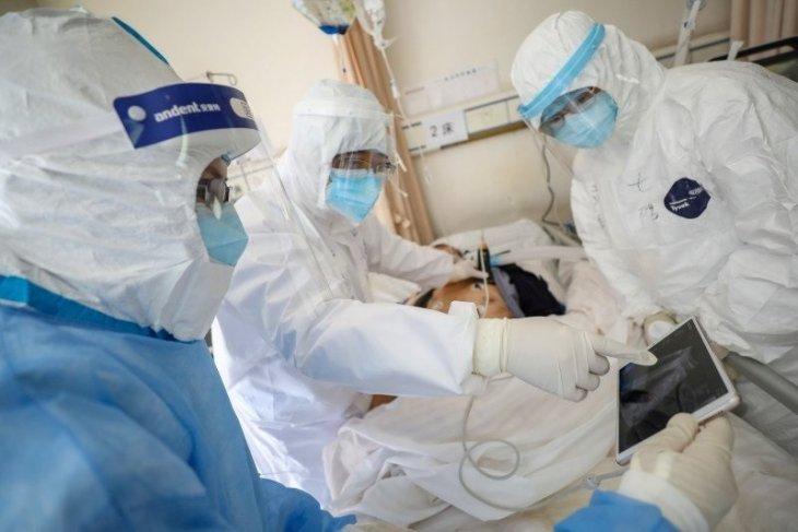 China laporkan 1.749 kasus baru infeksi corona pada 18 Februari