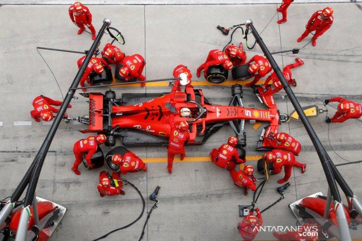 Pintu Red Bull tertutup untuk Sebastian Vettel