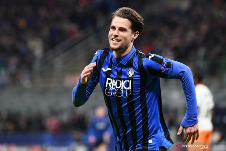 Hantam Valencia 4-1, Atalanta lanjutkan debut cemerlang di Liga Champions