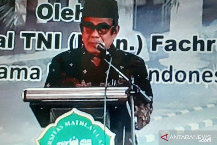 Menteri Agama apresiasi peran pendidikan Mathla'ul Anwar